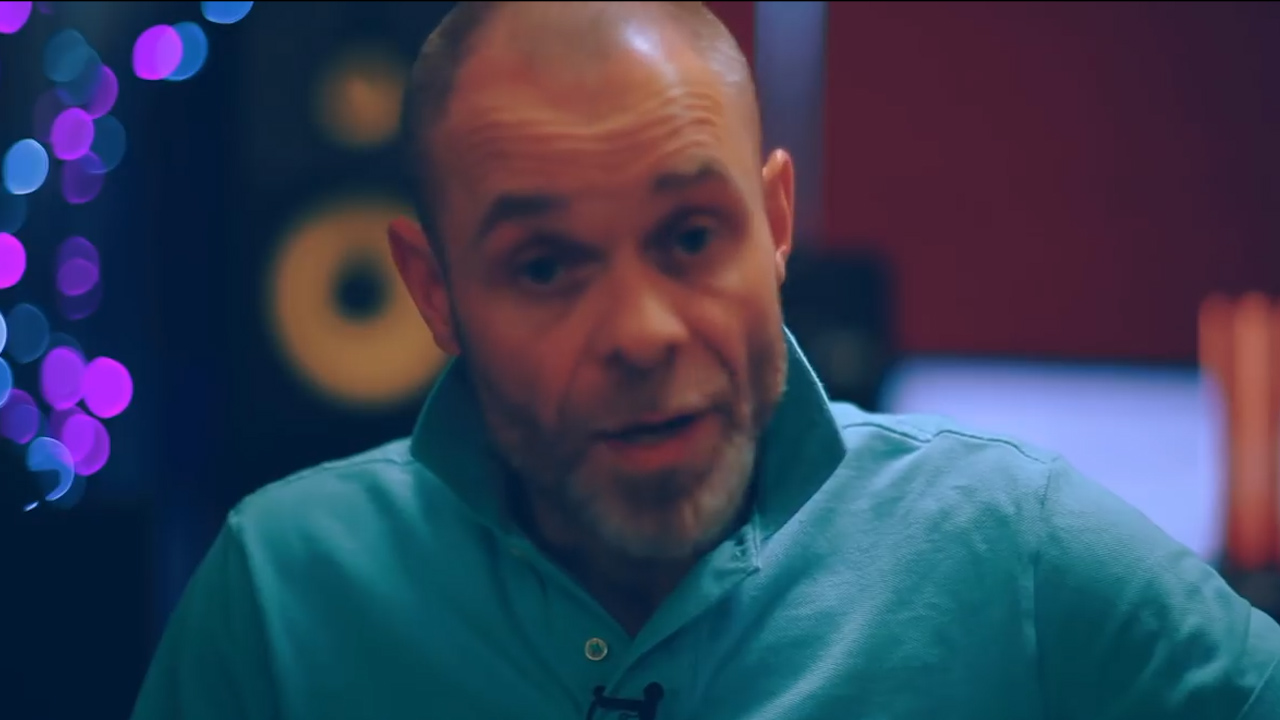 UK singer Brian Harvey posts bizarre video sparking fears for his health