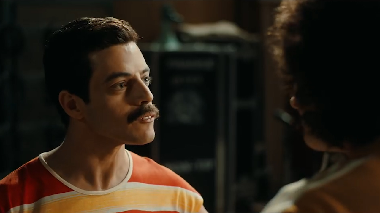 Watch the trailer for the upcoming movie 'Bohemian Rhapsody'