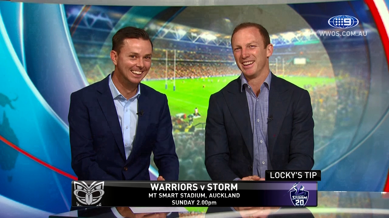 Locky's Tips: Round 19
