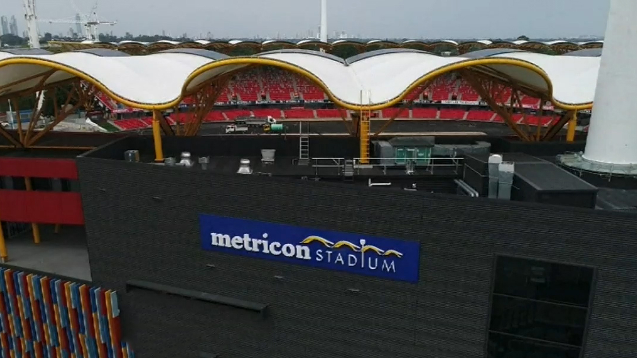 Metricon wants to host cricket