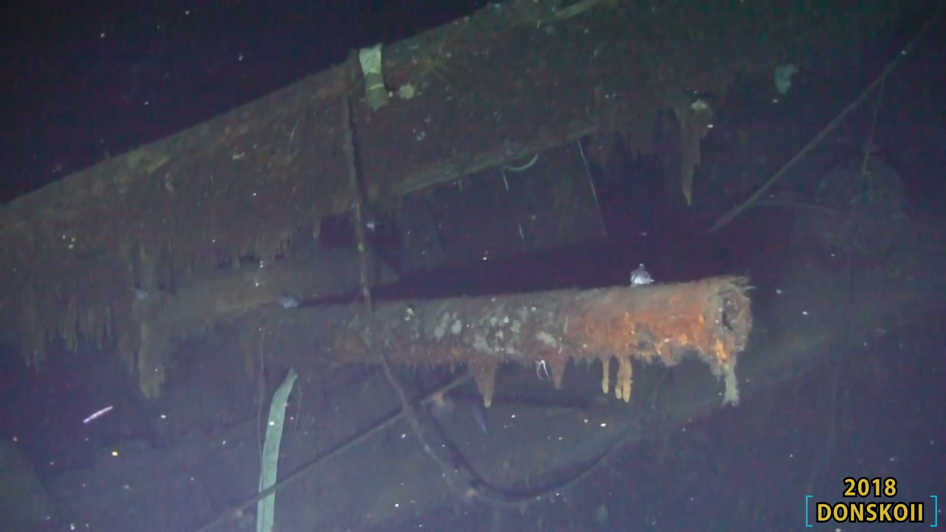 Russian warship wreck found off South Korea