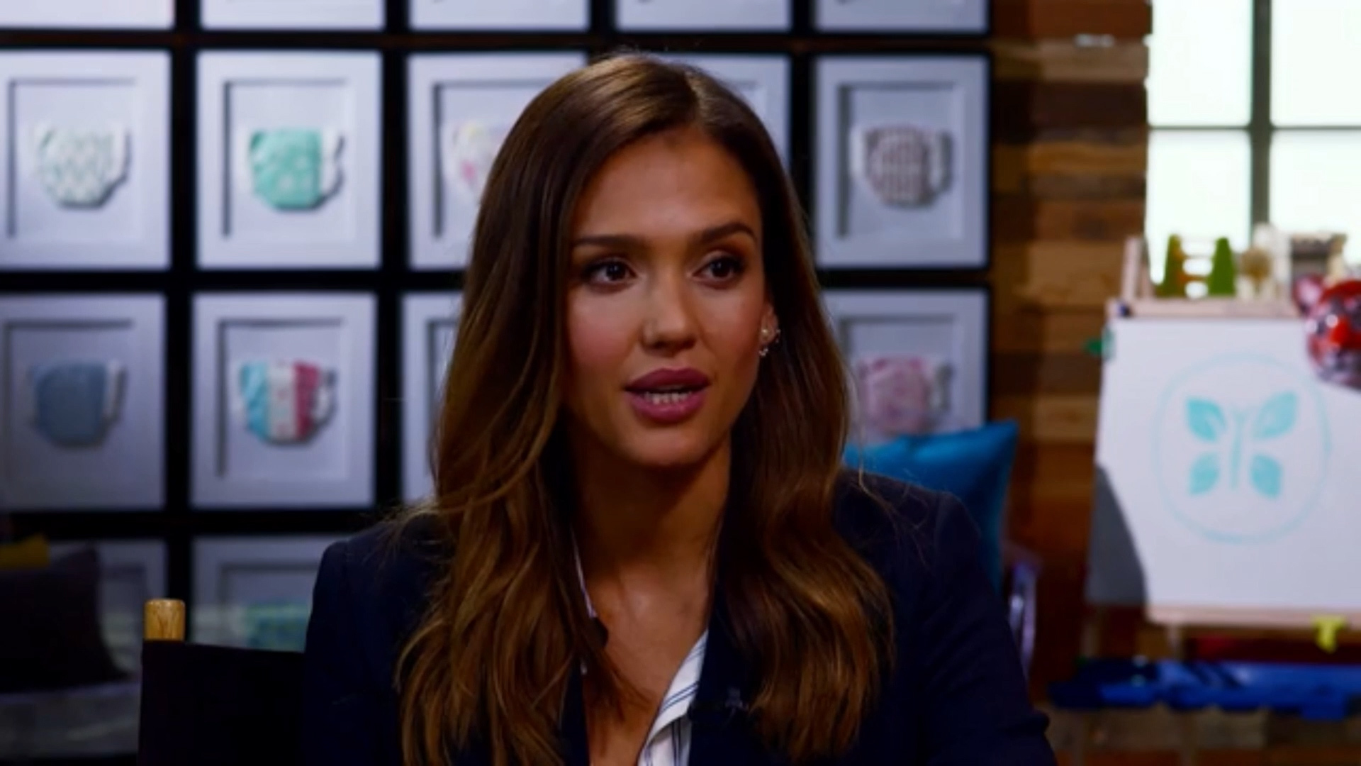 Jessica Alba opens up about her brand The Honest Company