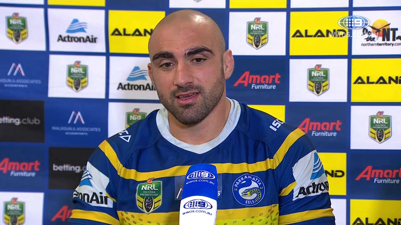 NRL Press Conference: Parramatta Eels - Round 19