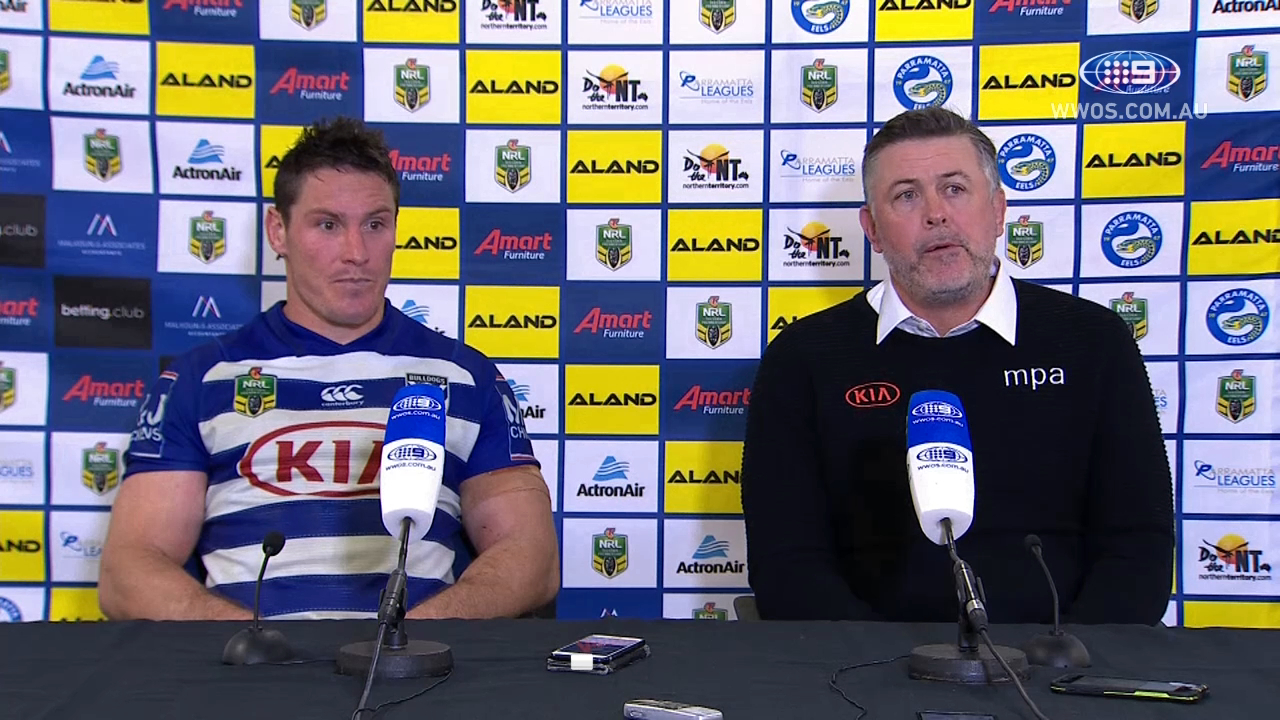 NRL Press Conference: Canterbury Bulldogs - Round 19