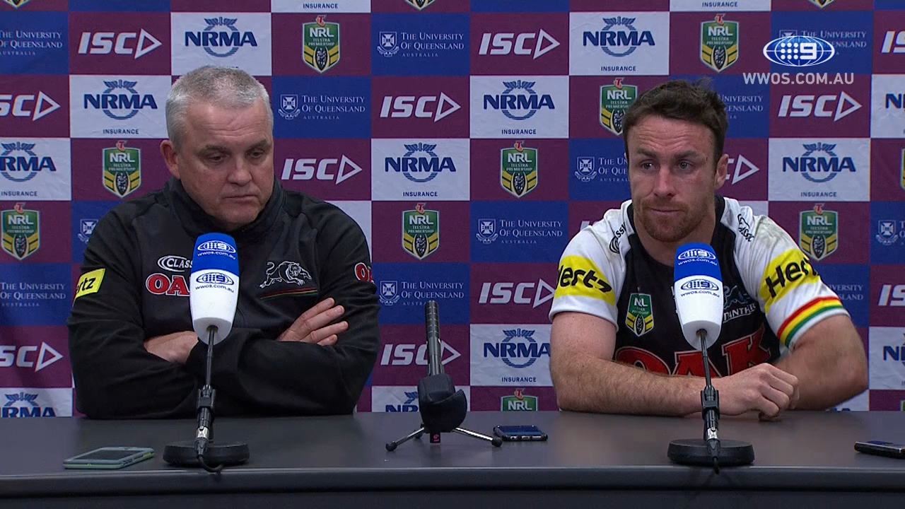 NRL Press Conference: Penrith Panthers - Round 19