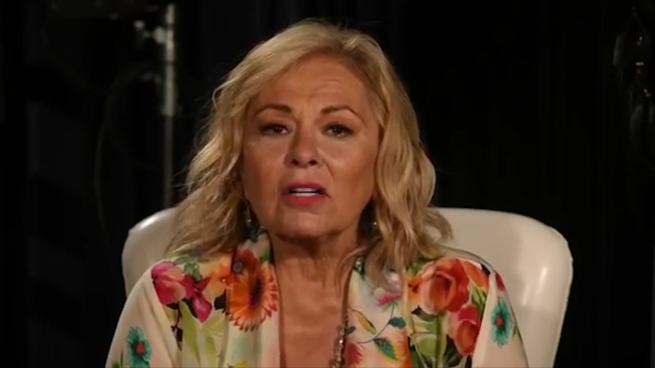 Roseanne Barr defends 'racist' tweet