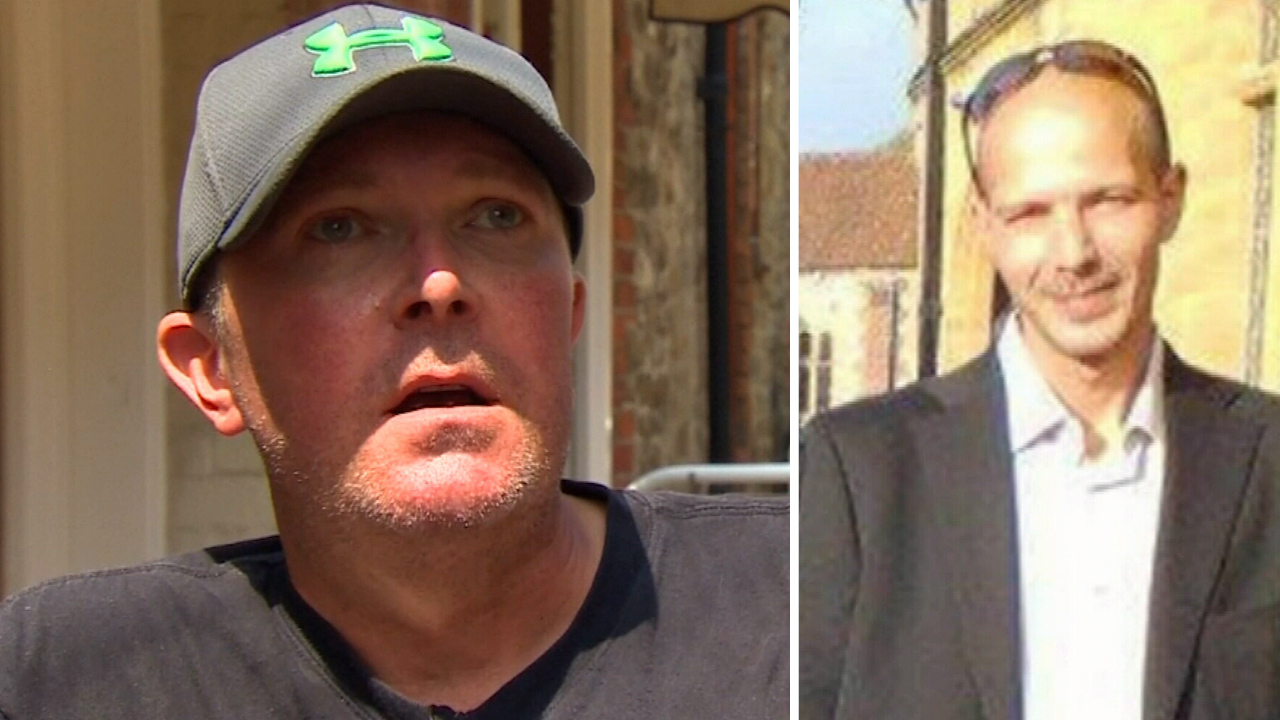 Brother of UK poisoning victim speaks out