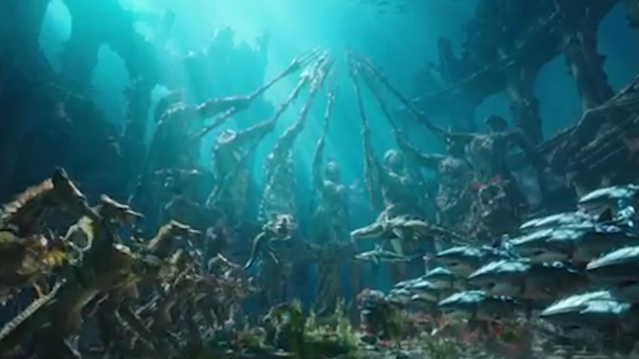'Aquaman' official trailer