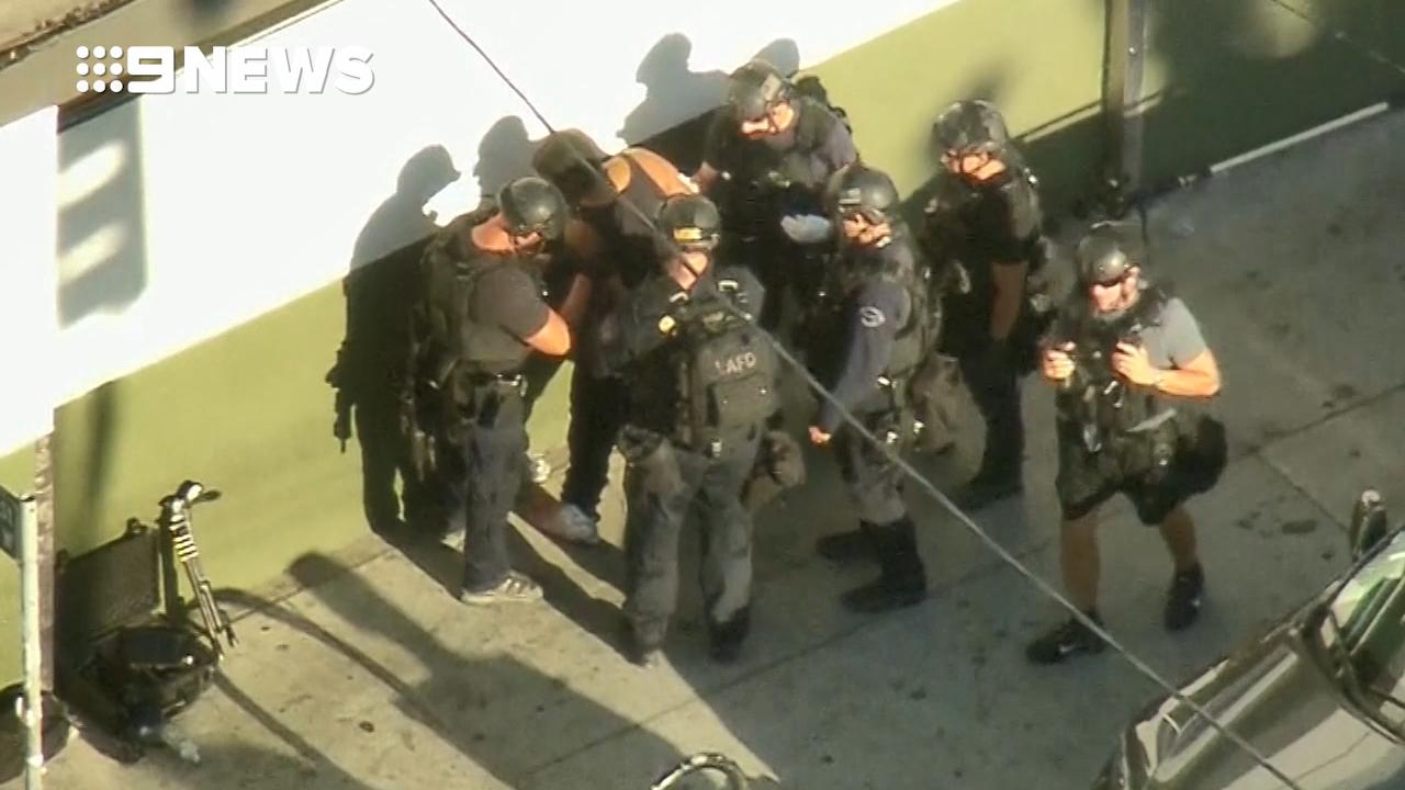Shooter surrenders himself, ending Trader Joe's hostage situation