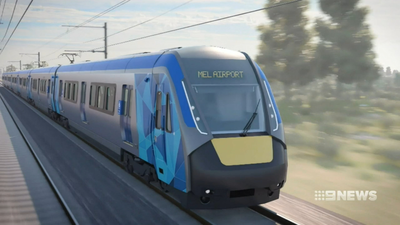 $5 billion pledged to Melbourne Airport rail link