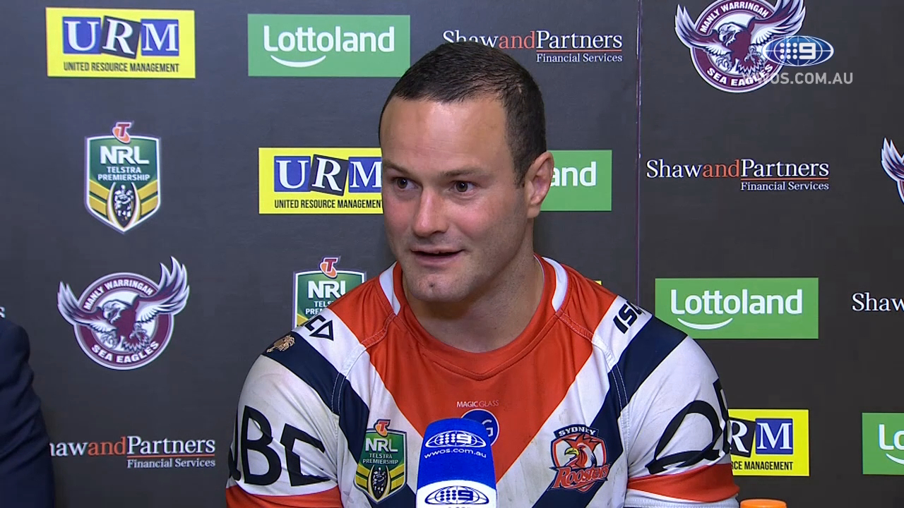 NRL Press Conference: Sydney Roosters - Round 19