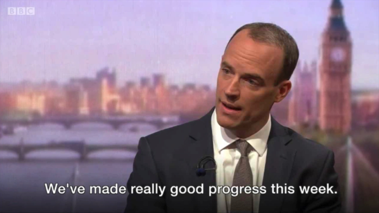UK MP reveals his views on Brexit deal