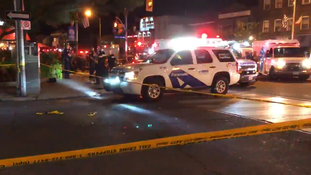 People injured after shooting in Toronto