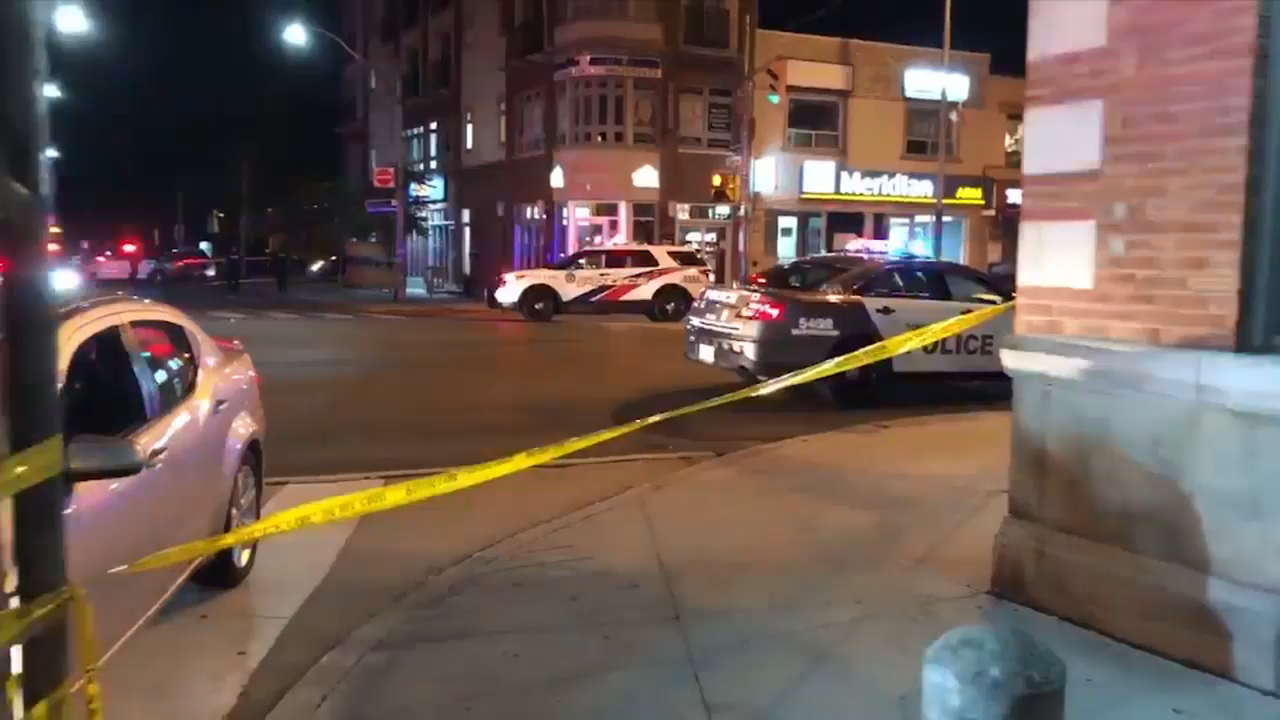 Multiple people shot in Toronto, Canada
