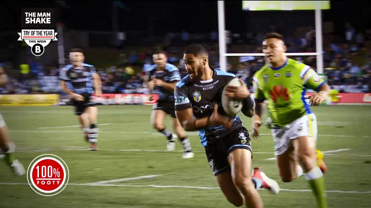 Try of the Year: Round 19
