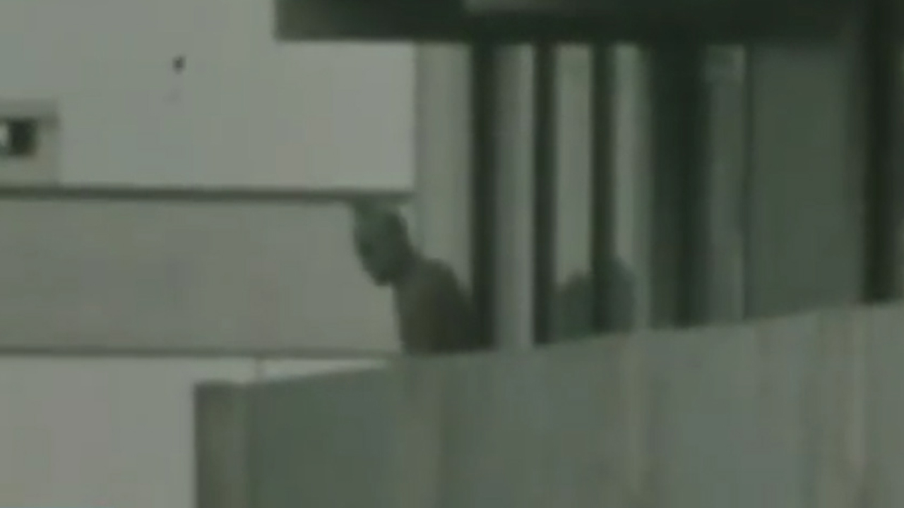 Munich Massacre shooter caught on camera