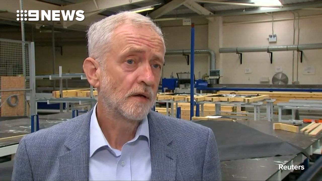 UK Labour leader trades jabs with Israeli PM on Twitter