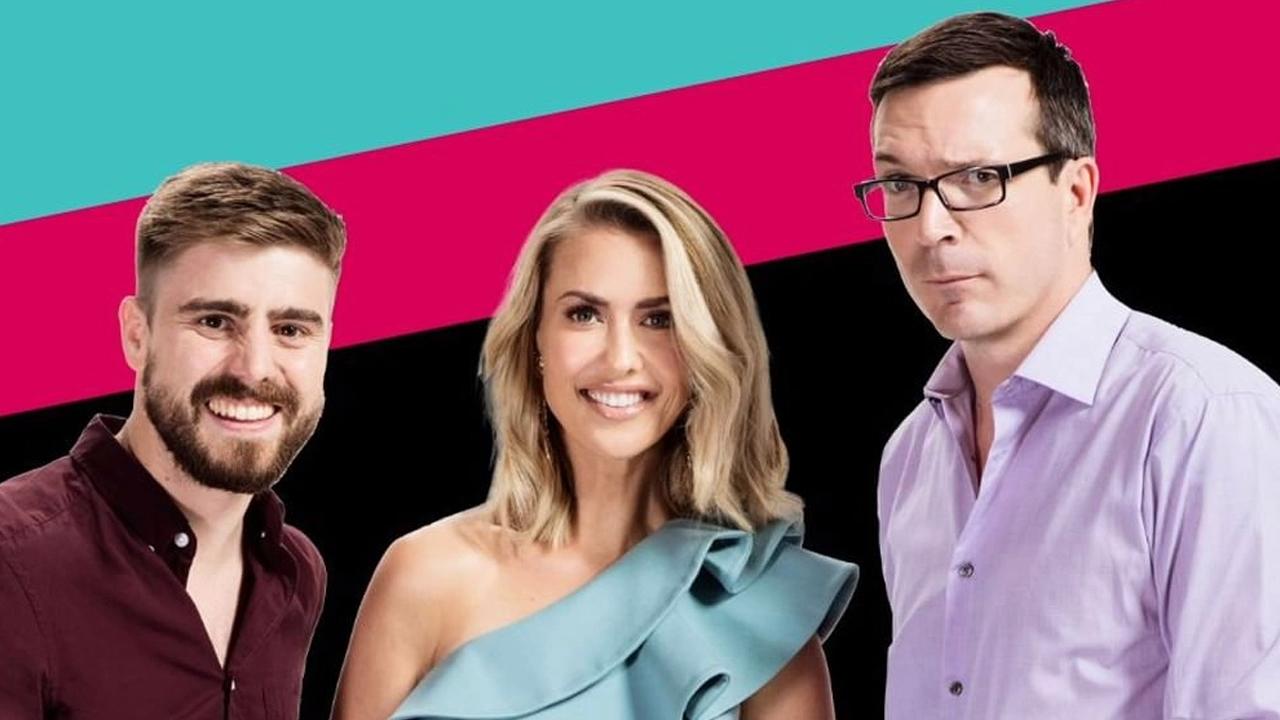 Stav, Abby and Matt ban Rove McManus from their radio show