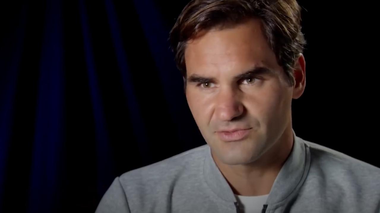 Federer prepares for Cincinnati