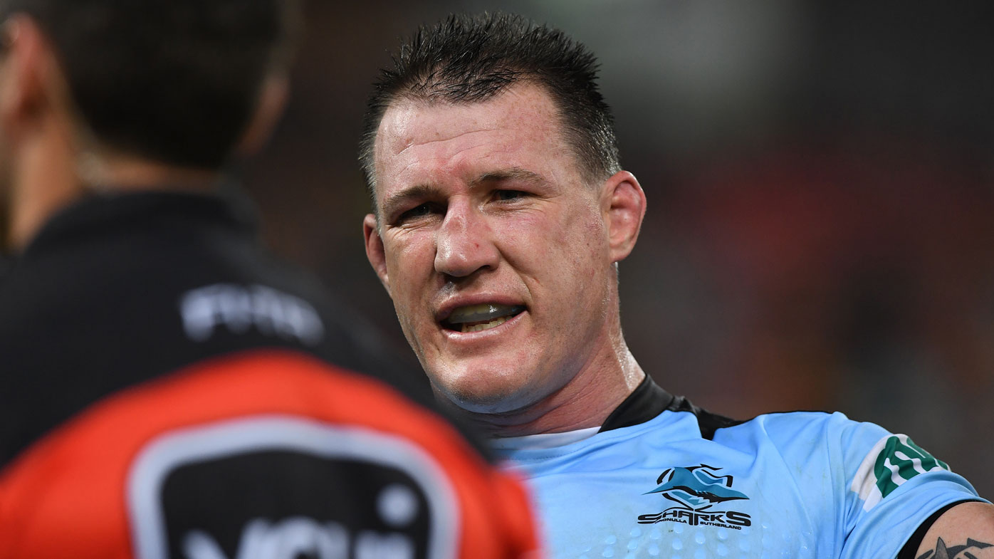 Sharks skipper Gallen still has 'hunger'