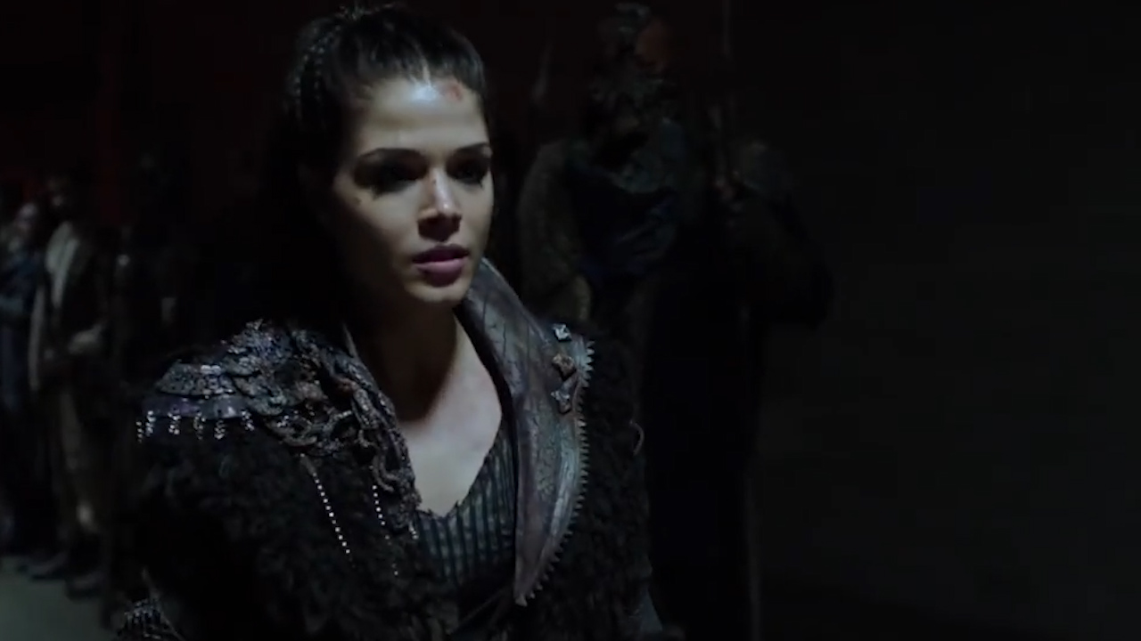 Marie Avgeropoulos discusses season five of 'The 100'