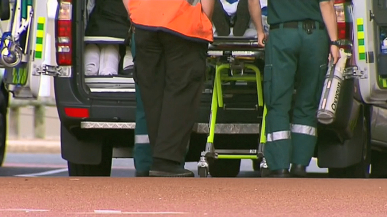 Perth hospitals overcrowding in ramping crisis