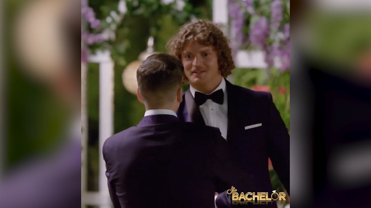 Nick Cummins embarks on his new journey as 'The Bachelor'