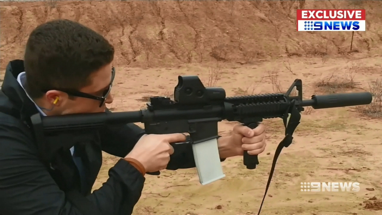 Fears organised gangs are using 3D printers to manufacture guns