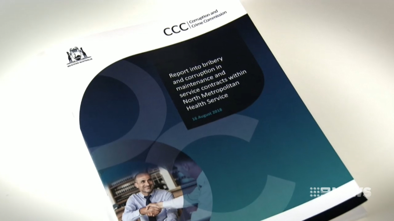 Public servants named and shamed in CCC report