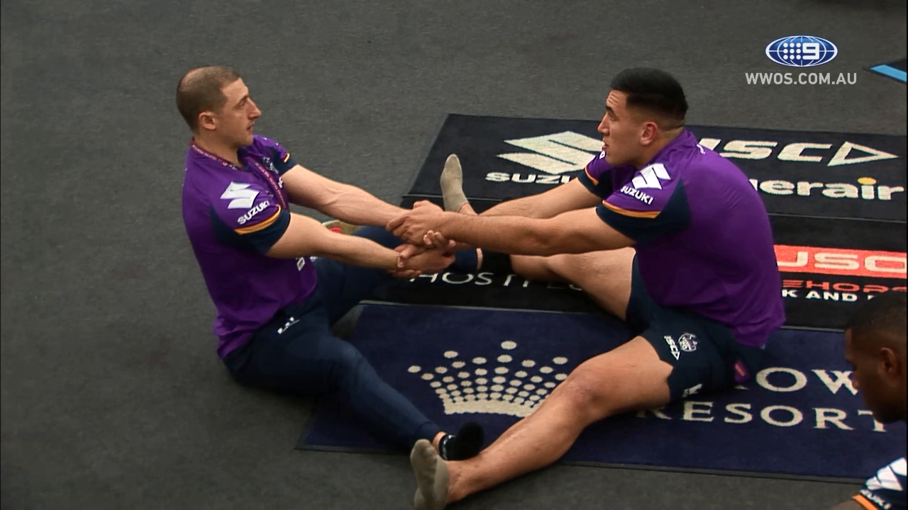 Lockyer reveals his Storm v Eels impact player