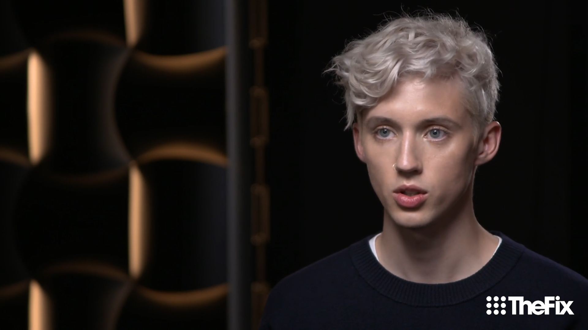 Singer Troye Sivan chats to The Fix