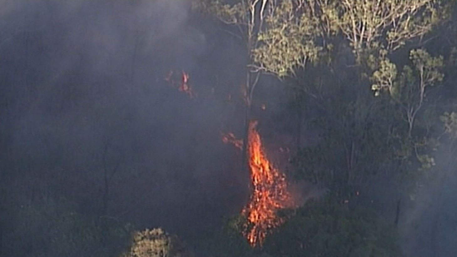 Queensland fire crews brace for the worst