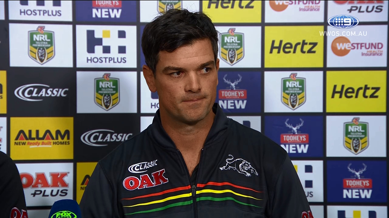 NRL Press Conference: Penrith Panthers – Round 23