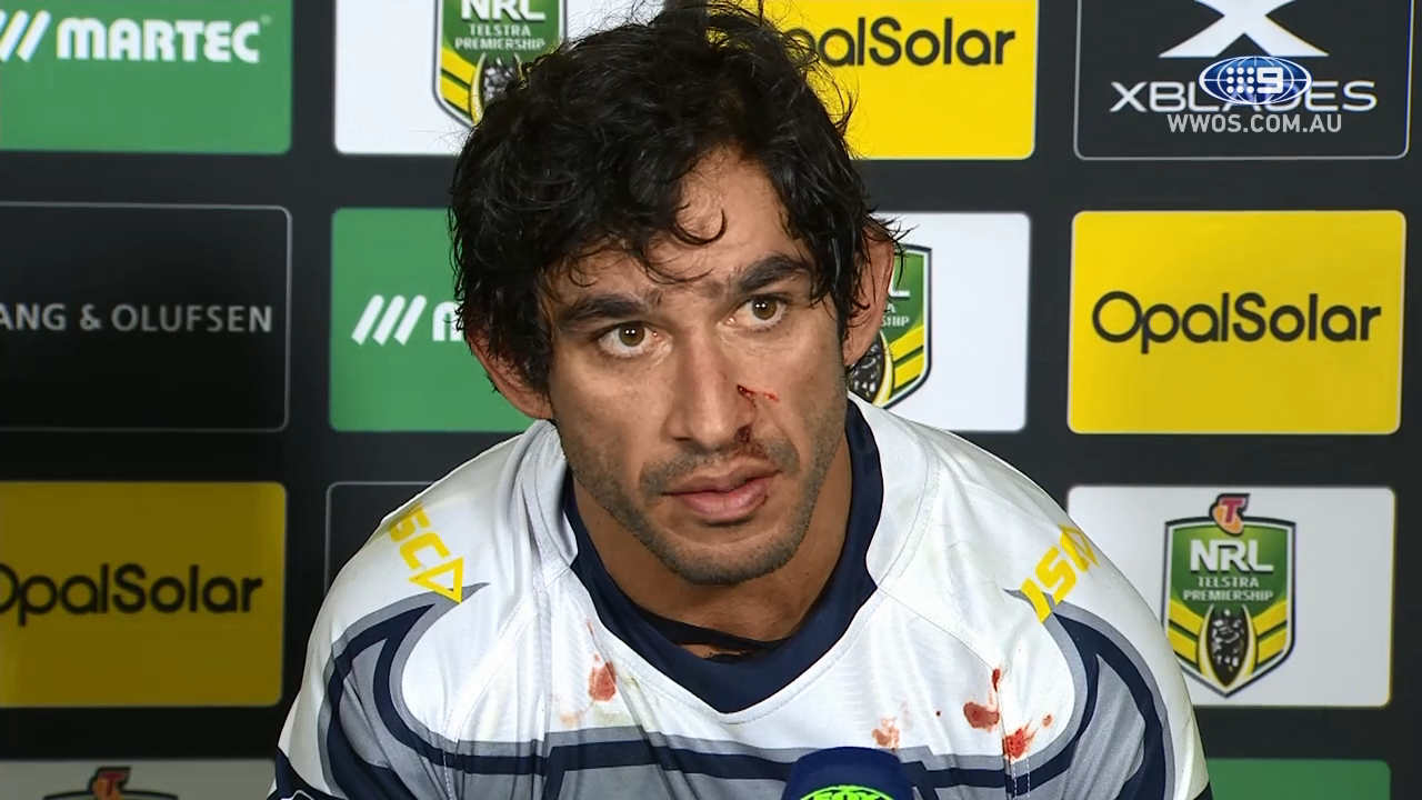 NRL Press Conference: North Queensland Cowboys – Round 23