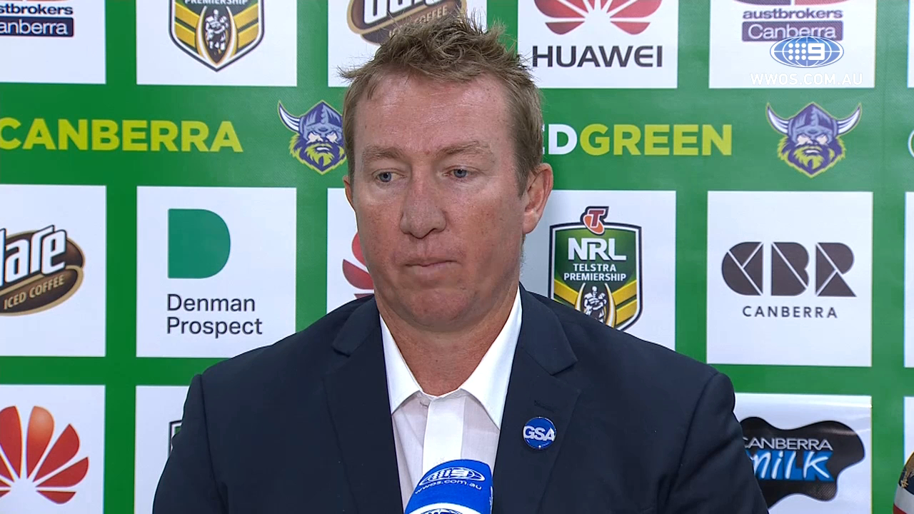 NRL Press Conference: Sydney Roosters - Round 23