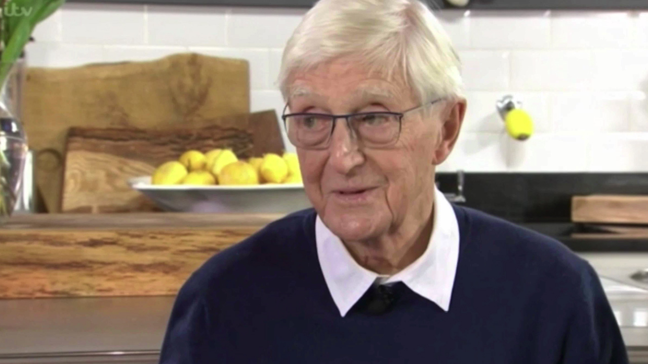 Sir Michael Parkinson discusses Billy Connolly's health