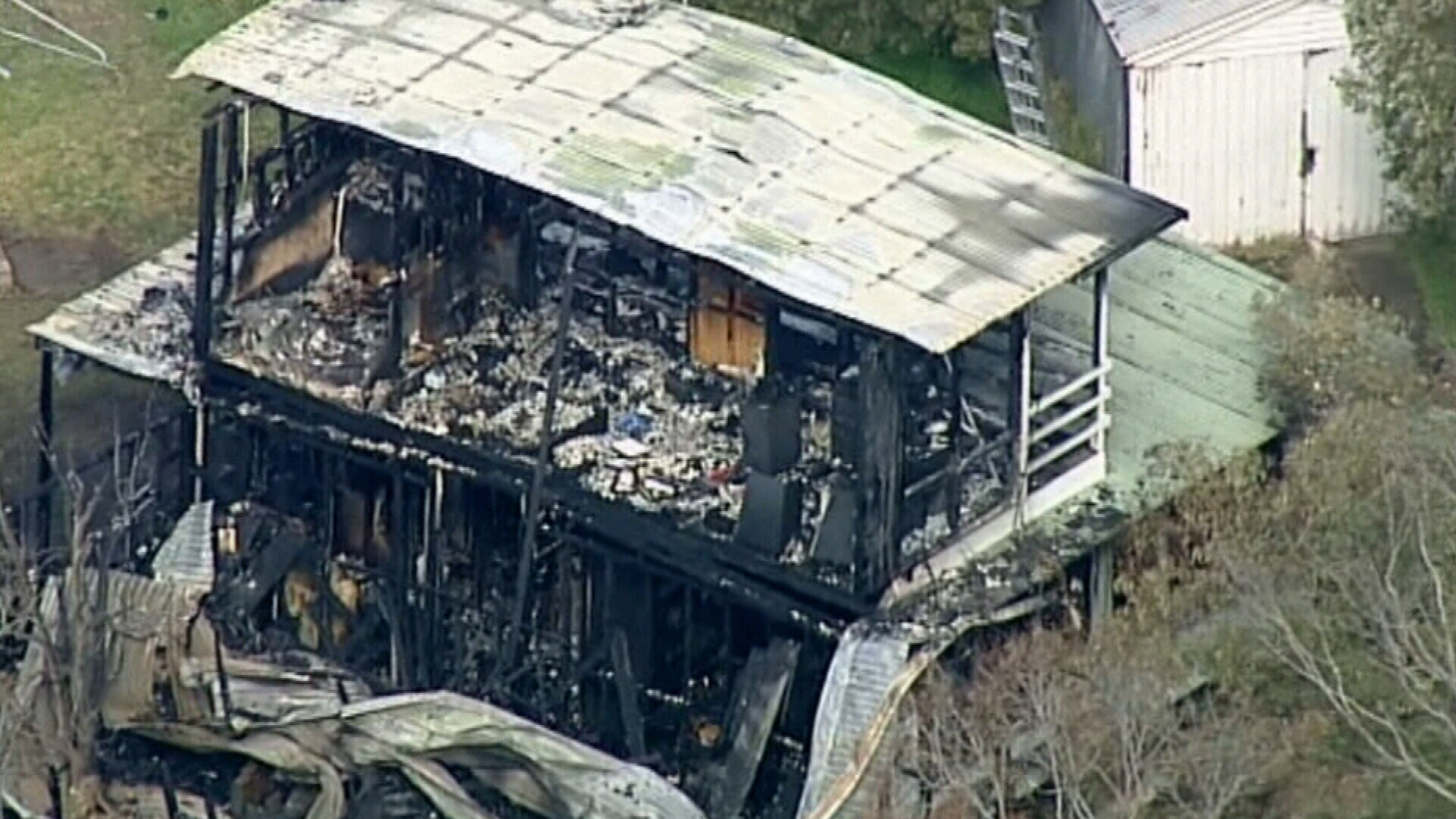 Father and son killed in house fire