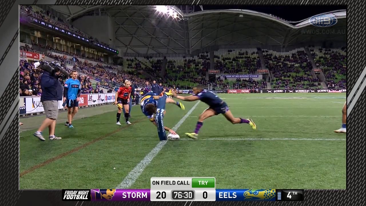 Top 5 Tries: Round 23