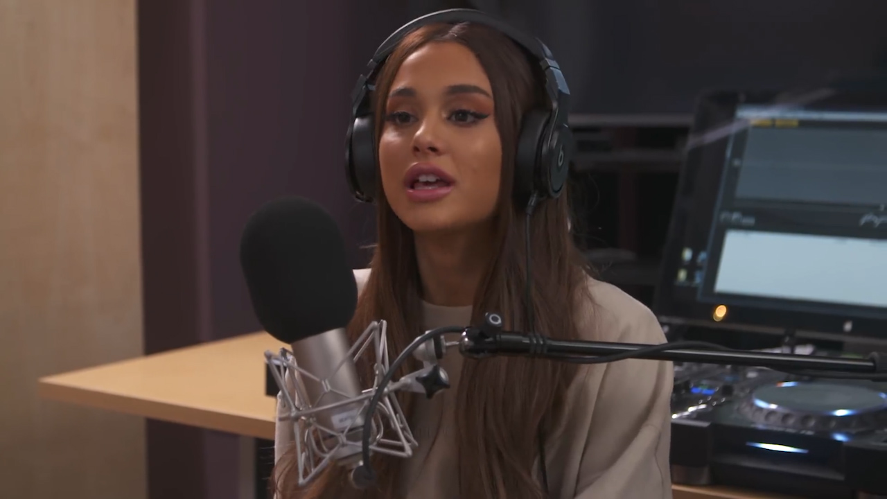Ariana Grande reveals she'll hyphenate her last name when she gets married