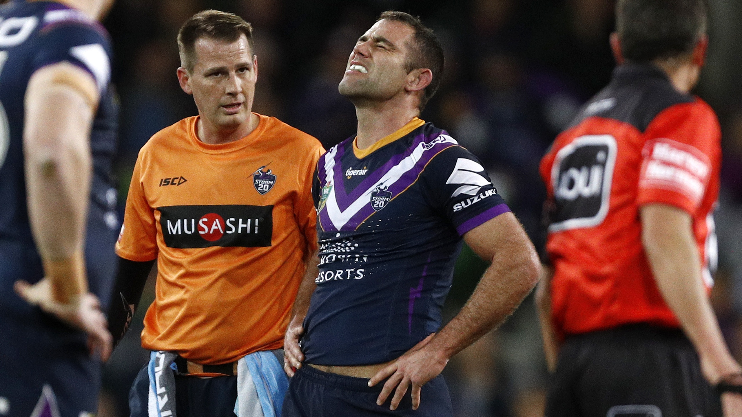 There's no way I would risk playing Cameron Smith: Johns