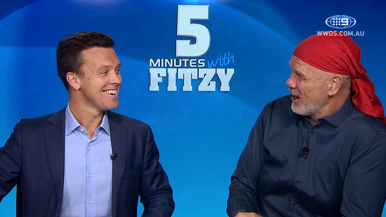 There is no doubt, the results are pretty grim: 5 Mins with Fitzy