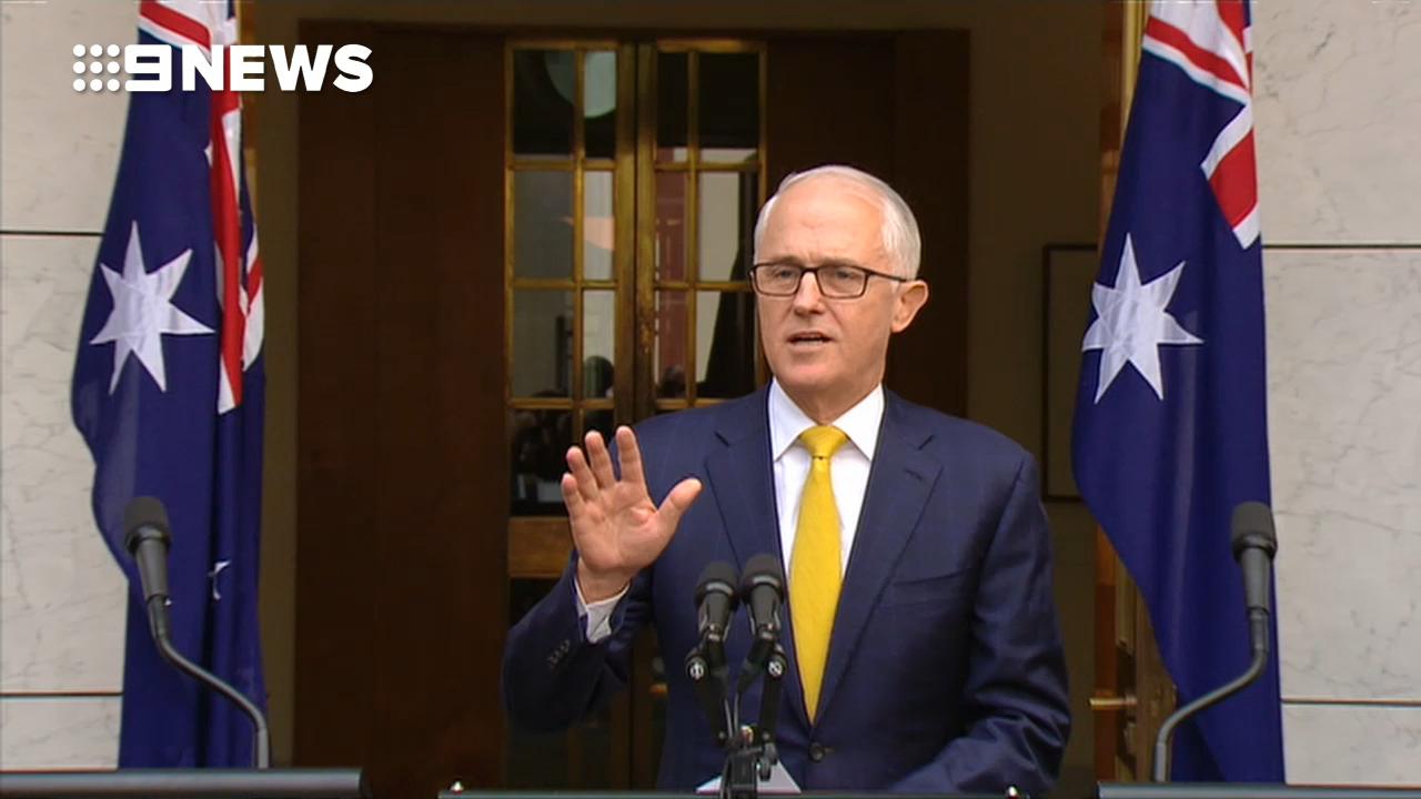 Prime Minister addresses leadership crisis