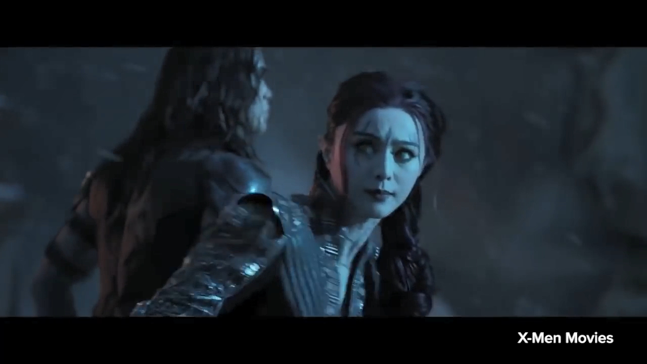 Fan Bingbing plays Blink in X-Men