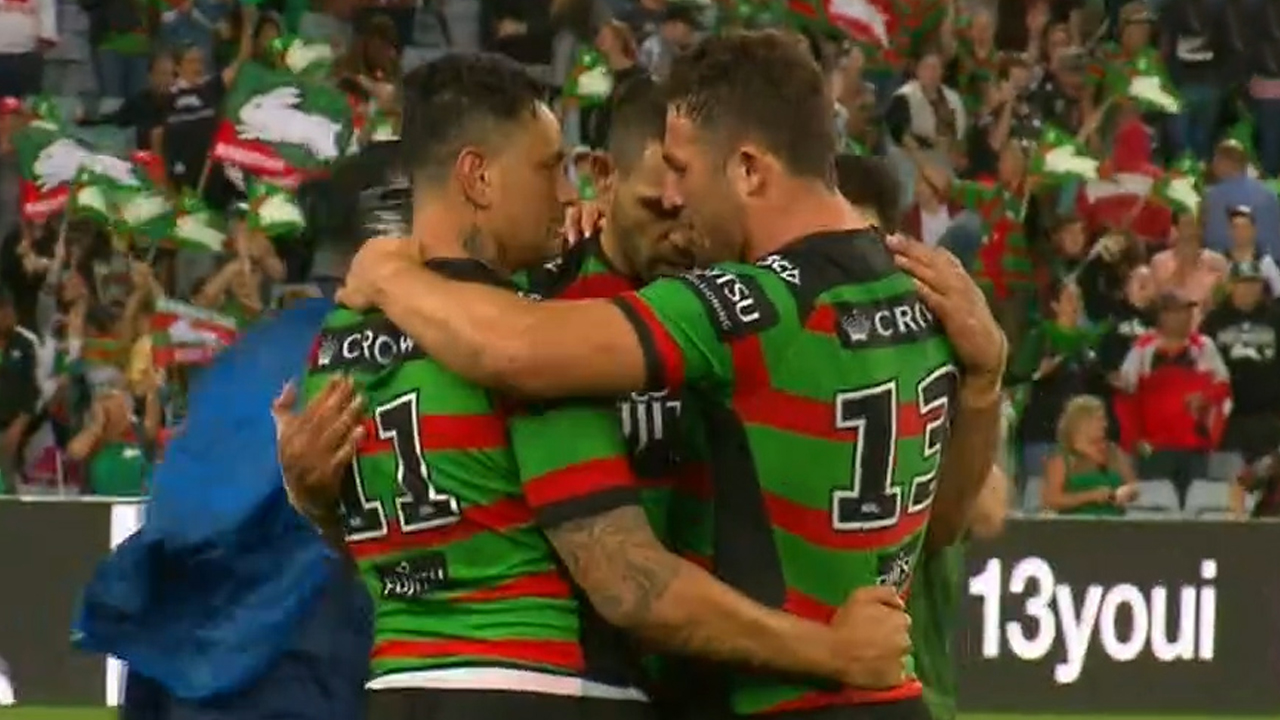 Burgess tipped to face the Roosters