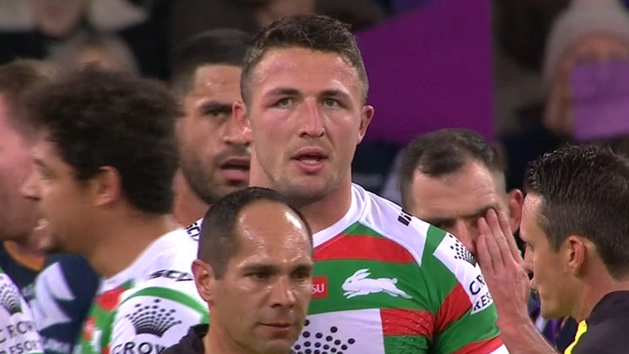 Burgess tipped to face the music
