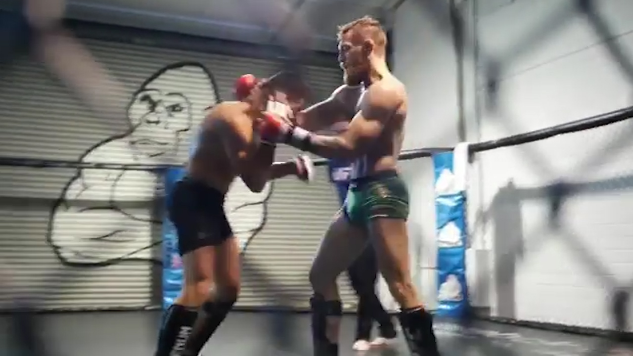 McGregor trolls Khabib