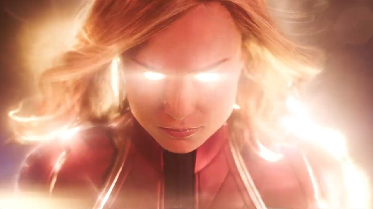 'Captain Marvel' official trailer