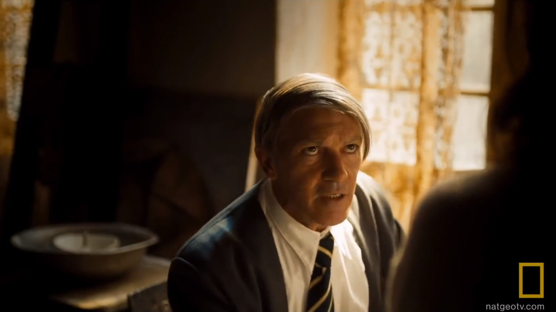 Antonio Banderas takes on the role of Pablo Picasso in 'Genius'