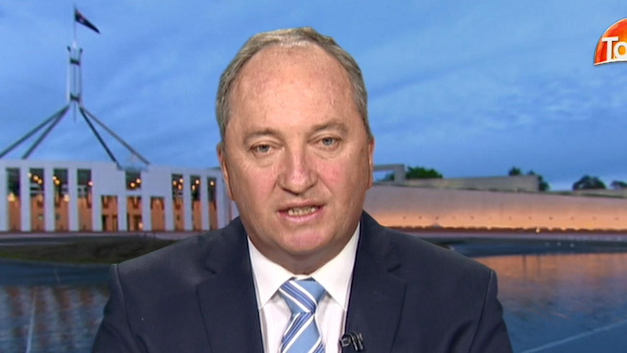 Joyce maintains sexual harassment innocence