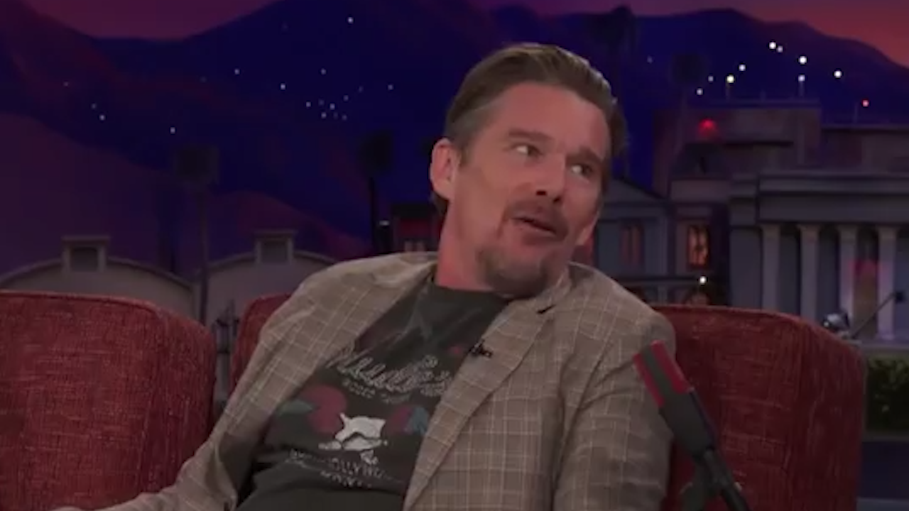 Ethan Hawke turned down 'Independence Day'